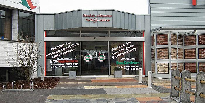 Paul Swertz GmbH Baustoffhandel Kleve Jobsuche Niederrhein - Verblendung fliesen